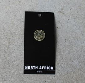 Campaign Badge – North Africa WWII