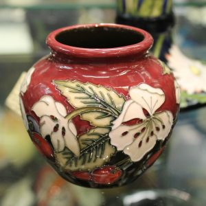 Moorcroft – Cherry Blossom Vase