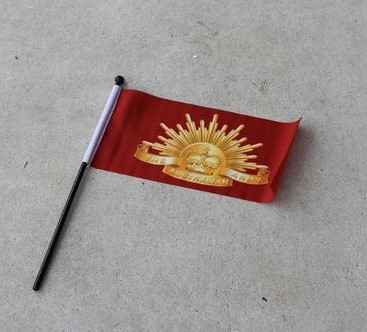Flag - The Rising Sun