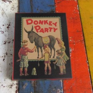 Game – Donkey Party