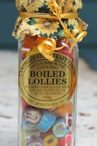 Boiled Lollies - Mixed Fruits