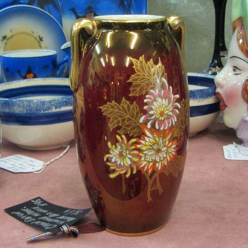 Crown Devon Vase