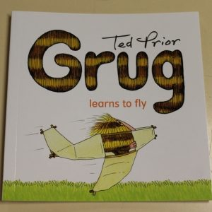 Grug learns to fly - book