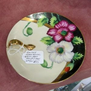 Noritake Lemon Serving Dish