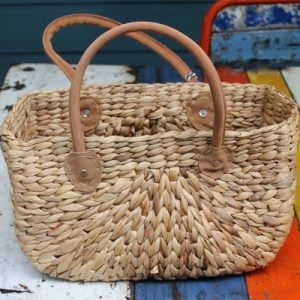 Harvest Market Shopping Basket – Small
