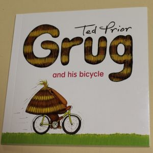 Book – Grug and his Bicycle