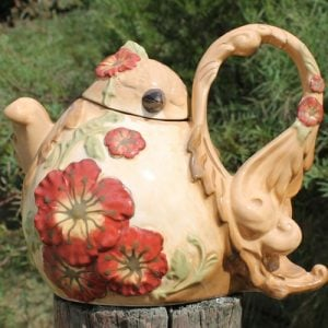 Robin Bird Teapot
