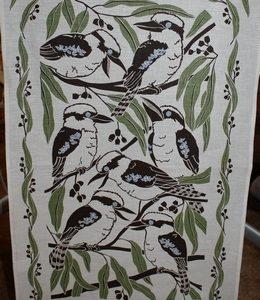 Teatowel – Kookaburra