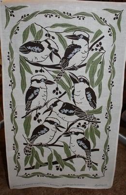 Teatowel - Kookaburra