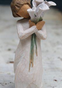 Beautiful Wishes Figurine – 14cm Willow Tree