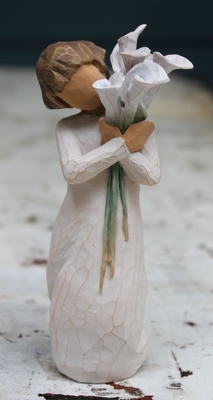 Beautiful Wishes Figurine - 14cm Willow Tree