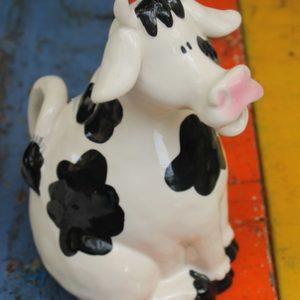Dairy Cow Teapot