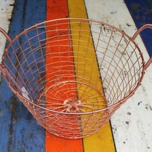 Bass Strait Fishing Basket – Harvest Small Copper