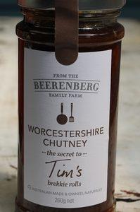Worcestershire Chutney