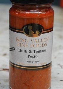 Chilli & Tomato Pesto