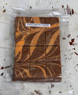Fudge - Chocolate Jaffa