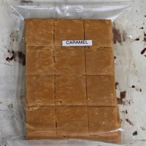 Fudge – Caramel