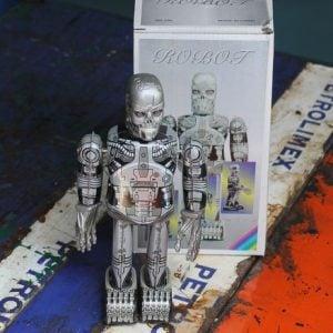Tin Toy – Robot