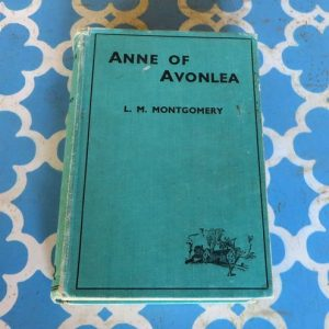 Book – Anne of Avonlea