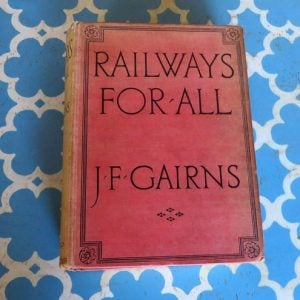 Book - Railways For All
