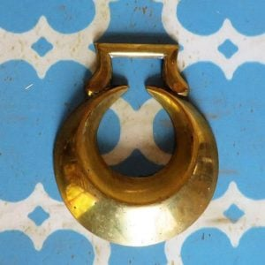Shire Horse Brass