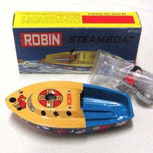 Boat:  Robin Pop Pop Boat