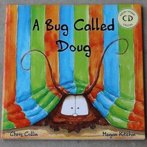 A Bug Called Doug – Book Hard Cover