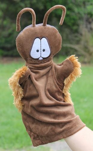 A Bug Called Doug - Hand Puppet