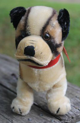 Steiff Bully Dog – 17cm Vintage