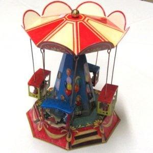 Carousel:  Nostalgic Boats