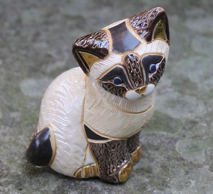 Cat Kitten Siamese - Rinconada