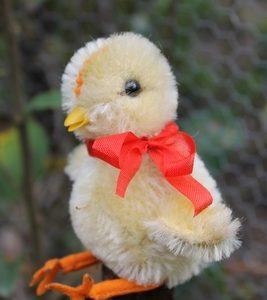 Steiff Chick Chicken 10cm – vintage