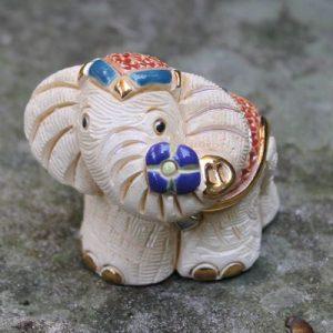 Elephant White Miniature – Rinconada