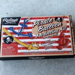 Pirate Balloon Modelling Kit