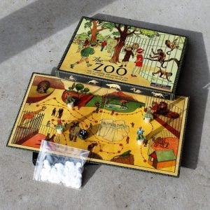 The Zoo Board Game
