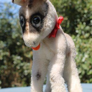 Steiff Grissy Donkey – 17cm vintage