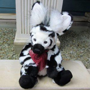 Humbug the Zebra