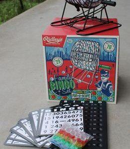 Ridley's Bingo