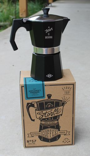 Espresso Coffee Maker - Gentlemen's Hardware