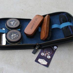 Ted Baker Voyager Shoe Shine Kit