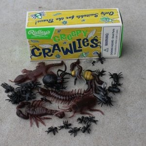 Ridley's Creepy Crawlies