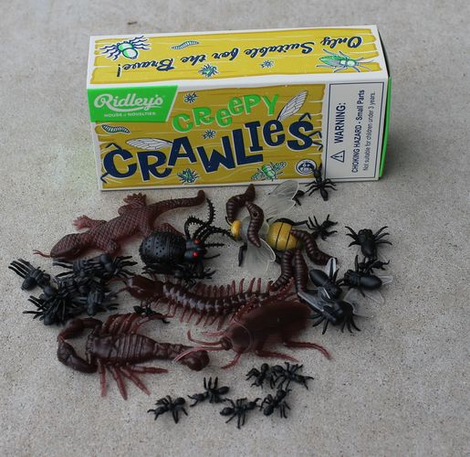 Ridley's Creepy Crawlies
