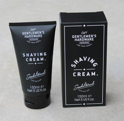 Shaving Cream - Gentlemen's Hardware