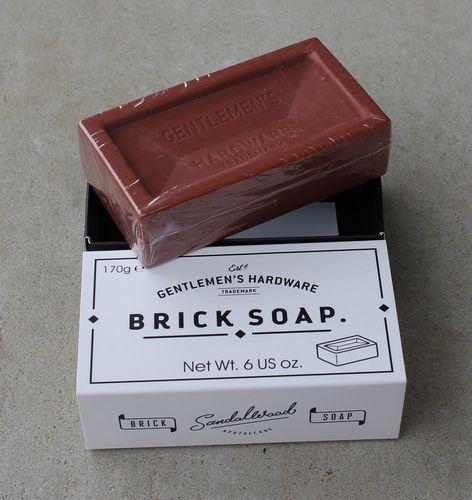 Brick Soap - Gentlemen's Hardware