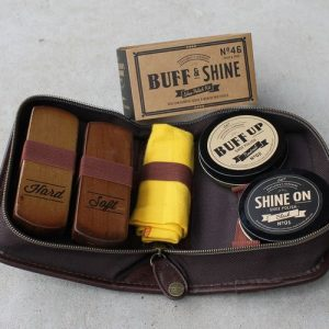 Shoe Polish Kit – Gentleman's Hardware