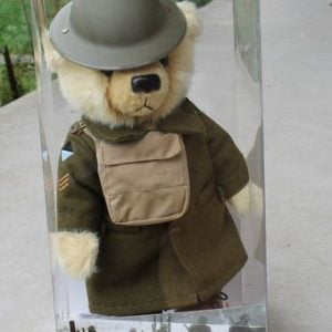 Teddy Bear – Sergeant Grey Wilson