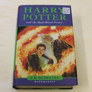 Harry Potter and the Half Blood Prince Novel