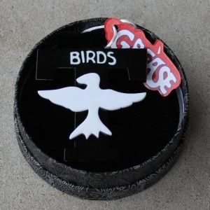 Erstwilder Brooch – T-Birds
