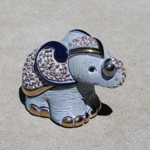 Rinconada - Elephant Blue B01B