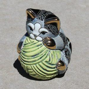 Rinconada – Kitten with Yarn F393